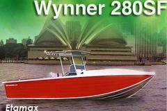 Wynner Sport Fishing Boat