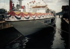 37.5 metres Aluminium Passenger Ferry (Hull only)