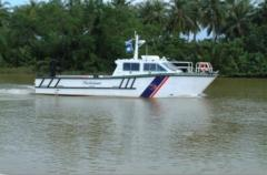 13.0 metres Aluminium Workboat Catamaran