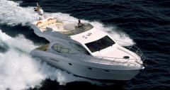 Majesty 44 Yacht