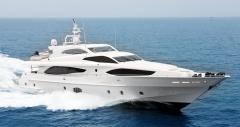 Majesty 135 Yacht