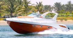 Oryx 36 Open Boat
