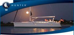 Hunter 50 Keelboat