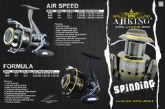 Ajiking® Air Speed / Formula