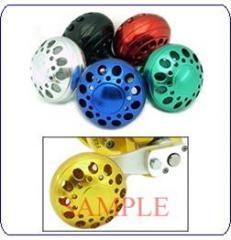 Fishing Reel Accessories - Aluminum Power Round