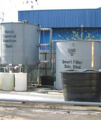 Industrial Waste Water Treatment Plant Design & Construction