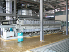 Industrial Filter System