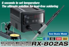 Temperature Controlled Lead-free Soldering Station