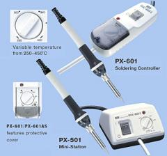 Mini-Soldering Stations/ Soldering Controllers