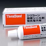 Silicone-based liquid adhesives and seals, potting