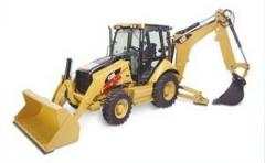 It Backhoe Loader