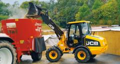 JCB Tractors  406