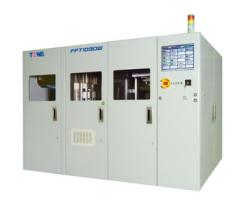 FFT1030W is a revolutionary molding system using liquid resin (Silicone).