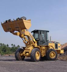 Liugong Wheel Loader 835
