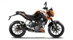 KTM 200 Duke Motorcycle