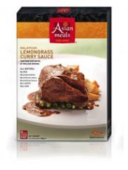 Lemongrass Curry Sauce