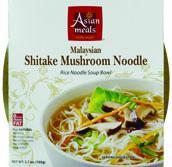 Malaysian Shitake Mushroom Noodle