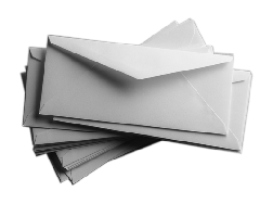 Pocket Type Envelopes