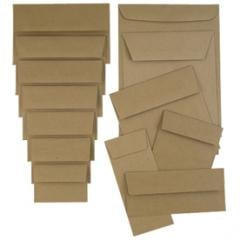 Paperbag envelopes