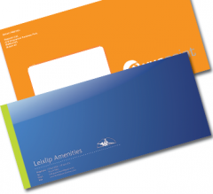 Envelopes With Logo
