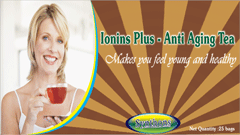 Ionins Plus - Anti Aging Tea