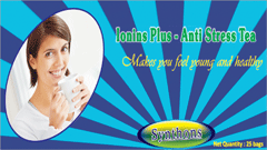 Ionins Plus - Anti Stress Tea