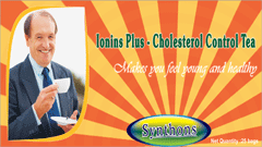 Ionins Plus - Cholesterol Control Tea