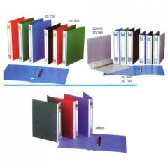 RING FILE Made of Polypropylene
