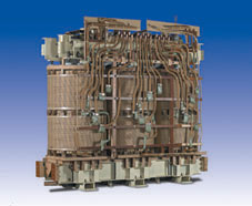 Active Parts - 27 MVA - 34.5 kV Power Transformer