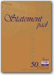 Statement Pad