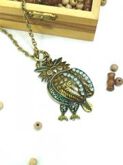 Owl Necklance