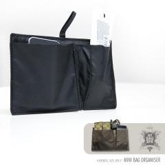 Mini Bag Organiser (Black)