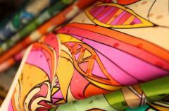 Patterned Linen
