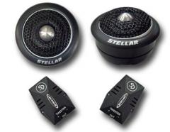 Aluminium Phase Plug Silk Dome Tweeter