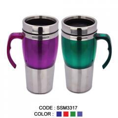 Fully Stainless Steel Mug