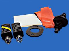 Rubber Spare Part Material