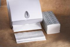 Nterfold/V-Fold Hand Towel (1-Ply)
