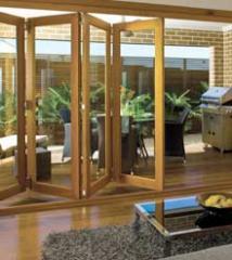 Patio door system