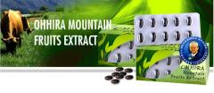 Ohhira Mountain Fruit Extract (OMX)