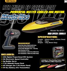 Mini Magic Vee RTR Boat