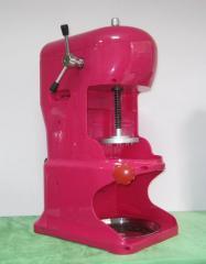 Ice Block Shaving Machine