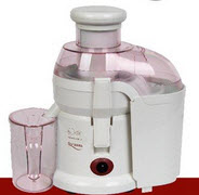 Gonzales juicers with overheat protection and