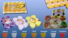CHC Gourmet Sdn Bhd. All natural assorted fruit