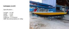 Cartopper Boat 13.5 Ft