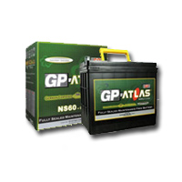 GP-ATLAS Fully Sealed Maintenance Free Battery