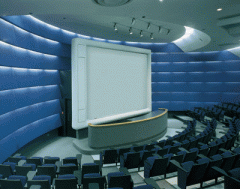 Video / Data Projection System