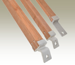 Wood Crossarm