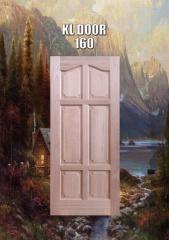 Solid Decorative Door N 160