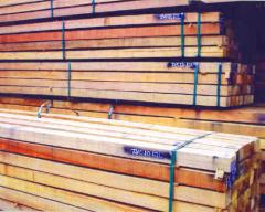 Premium Hardwood Garden Sleepers and Poles