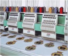 TFGN Series Embroidery Machine